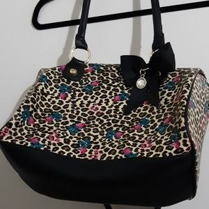 Betsey Johnson Purse.